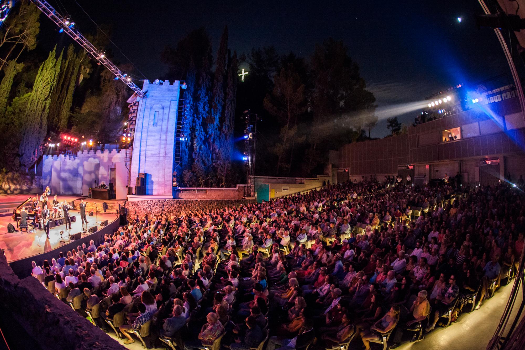 The historic Ford Theatres Photo credit: Gennia Cui for the LA County Arts Commission