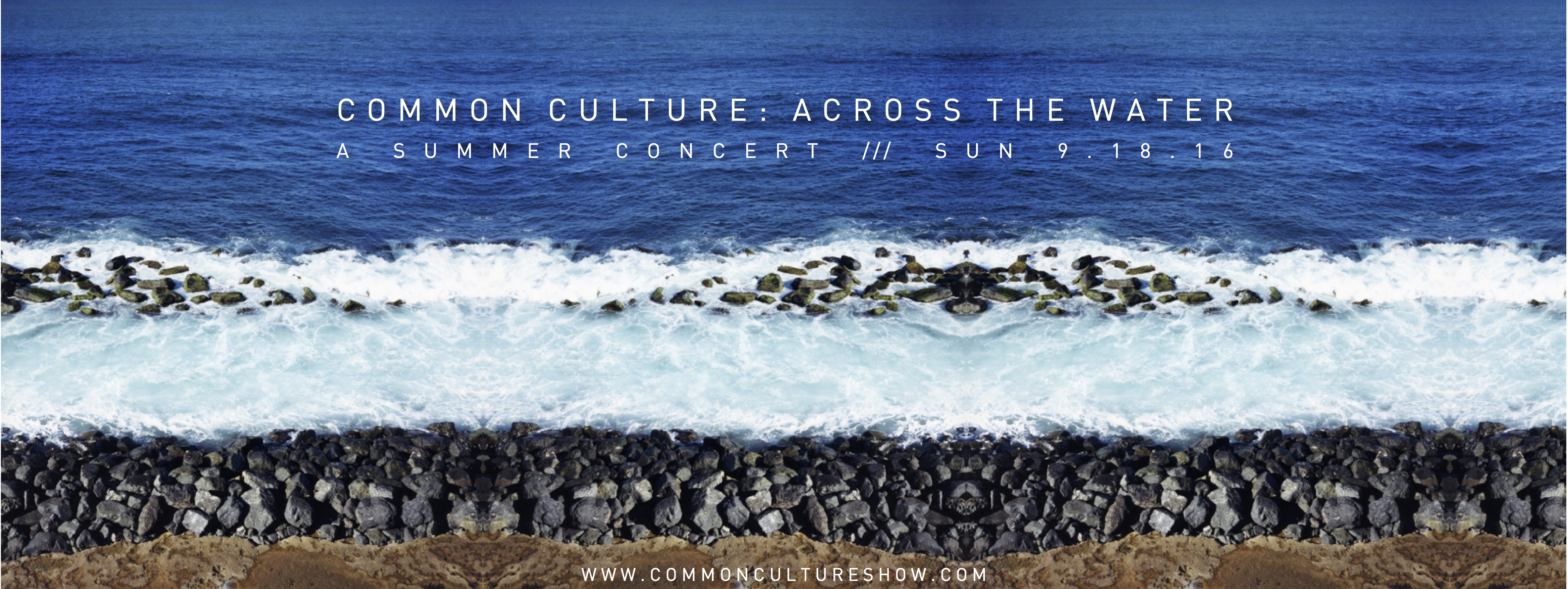 Common Culture: Across the Water
