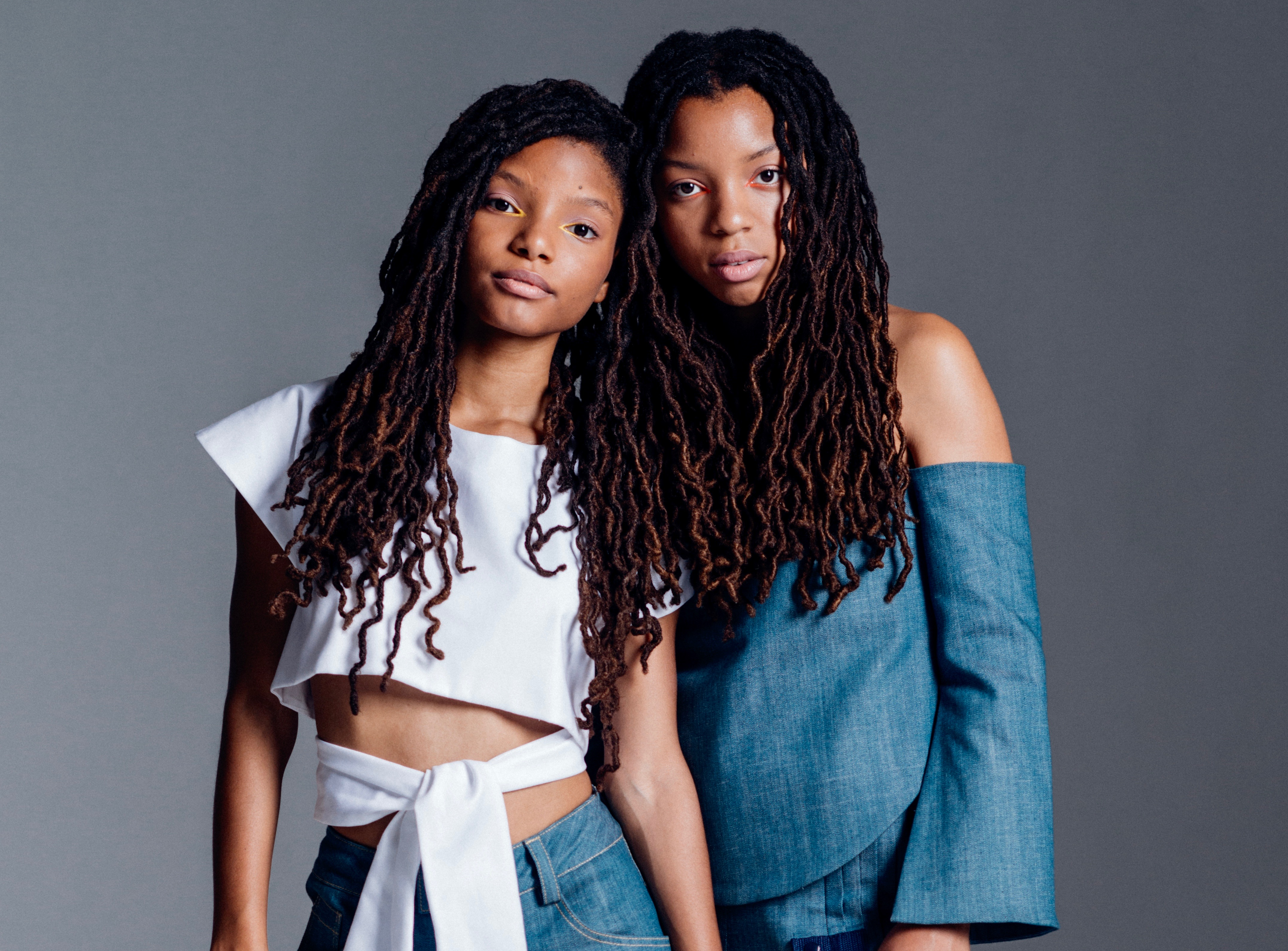Chloe x Halle photographed by Delphine Diallo for Parkwood Entertainment
